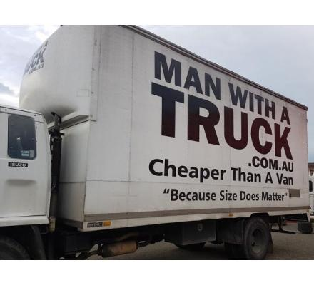 Man With A Truck - Removalist in Melbourne