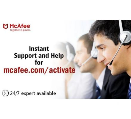 McAfee.com/Activate - Enter Product Key - Mcafee Product Activate