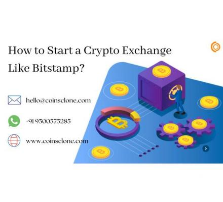 Bitstamp Clone Script Helps to Start Crypto Exchange like Bitstamp