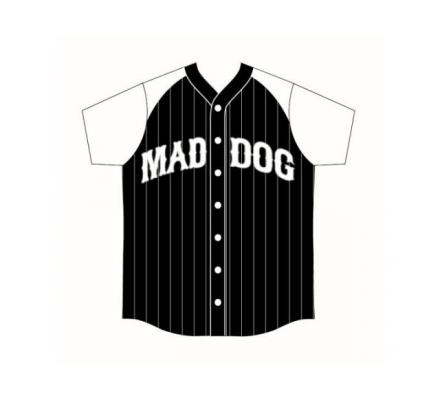 Custom Baseball Uniforms Perth and Personalised Baseball Jersey Australia - Mad Dog Promotions