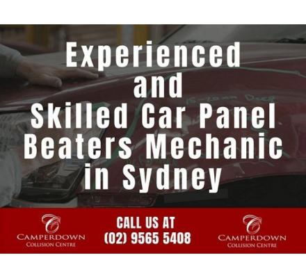 Experienced and Skilled Car Panel Beaters Mechanic in Sydney