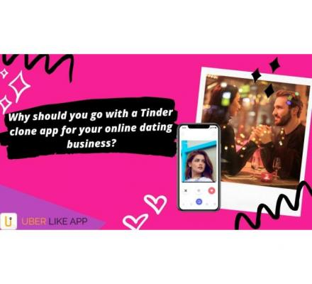 How to develop an online dating app like Tinder?