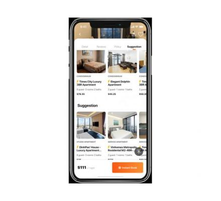 Connect the travelers and hosts with an app like Airbnb