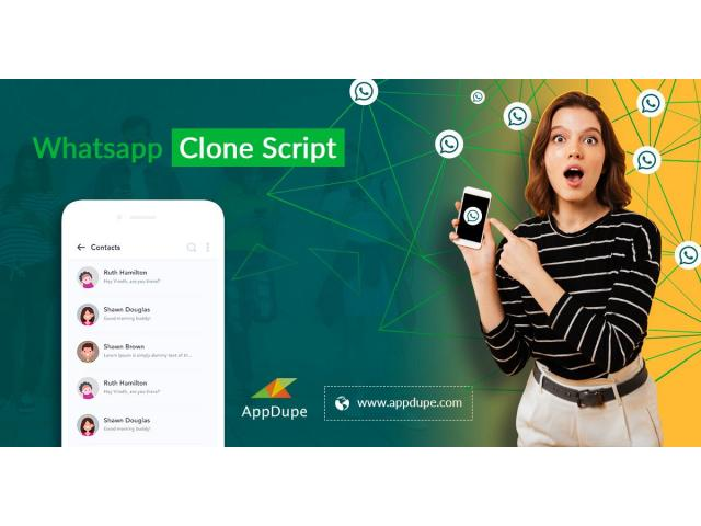 Whatsapp Clone App Development: The Most Secure Messaging App Available In The Online Sector