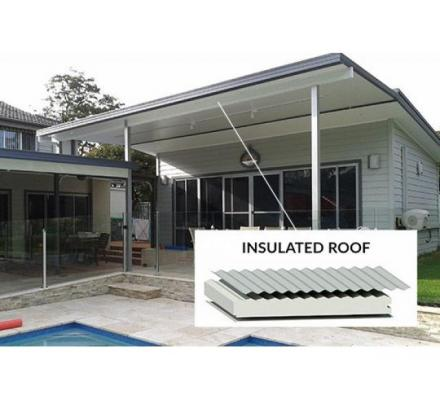 Contact a Well-Known Company That Designs Quality Insulated Patio Roof