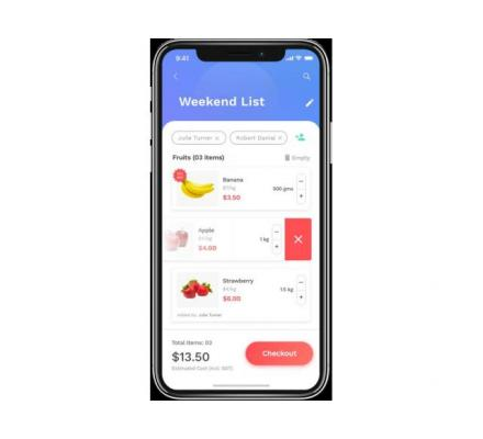 Launch your own virtual grocery store with Instacart clone app