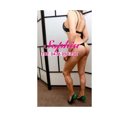 💖Sophia in Sydney CBD Today - Get Your Happy Ending!!!