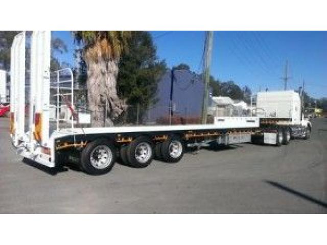 High-Quality Tray Truck Hire in Melbourne