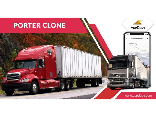 Launching a porter clone app for your on-demand truck service business