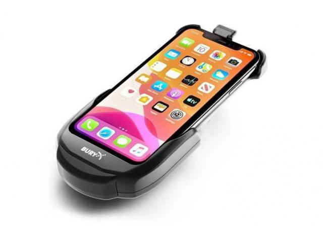 Buy Bury System 9 cradle for iPhone 11 and iPhone XR at Best Price