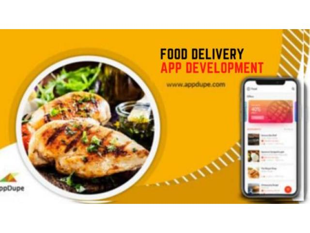 Buy the Latest and the Beat Food Delivery App
