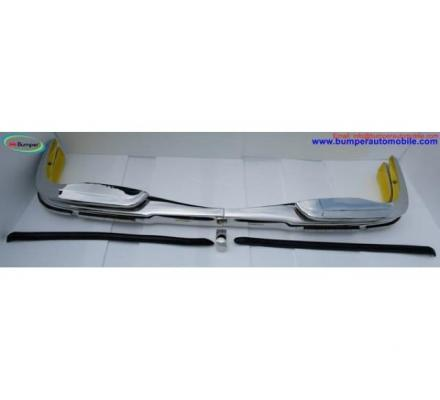Bumpers & Parts for Mercedes-Benz Mercedes W108 & W109 (1965-1973) by stainless steel