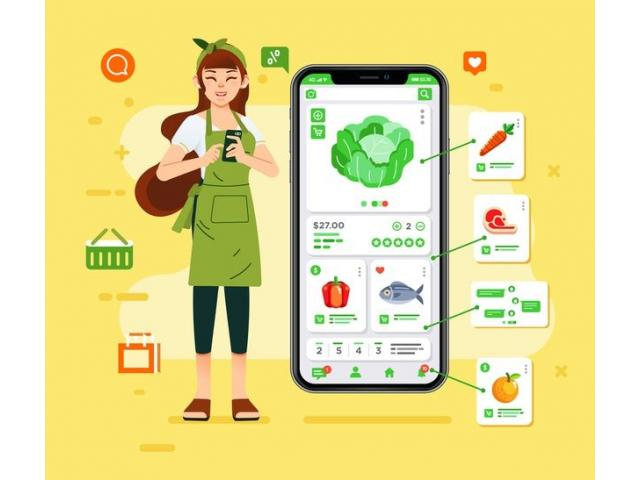 Get a robust on-demand delivery solution for your grocery business