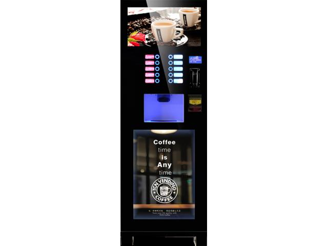 Affordable Coffee Vending Machines Perfect for Every Business | TCN Vending