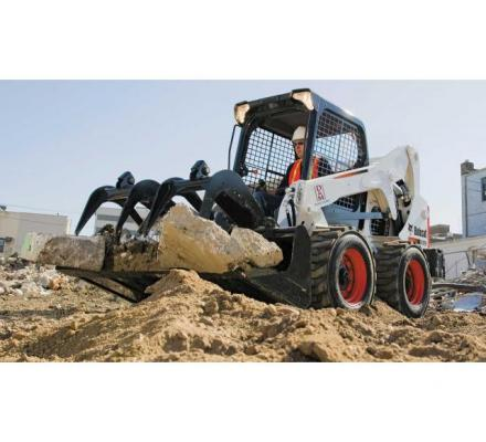 Get Backhoe Hire Easily