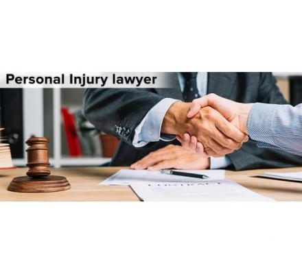 What will happen when I register a Personal injury Case?