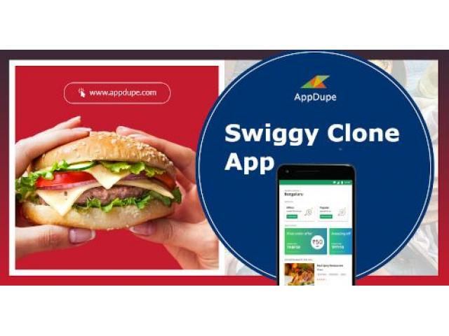 Contact Us to Download the Latest Swiggy Clone App