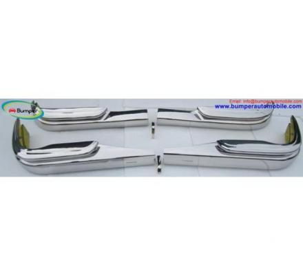 Front and Rear bumper Mercedes W111 W112 Saloon (1959 - 1968)