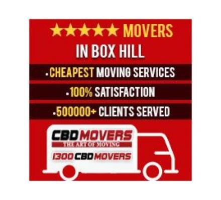 Best Office Moving Company in Box Hill