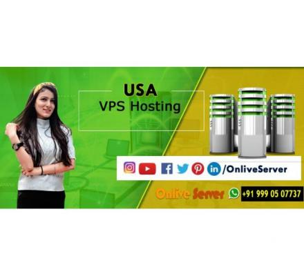 USA VPS Server Solutions
