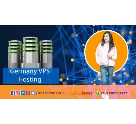 Cheapest web server hosting of Germany VPS Services