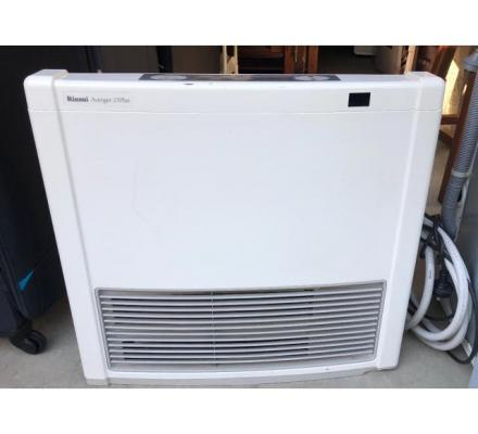 LPG gas Heater -Rinnai Avenger 25 plus