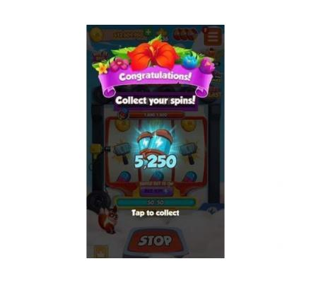 Coin Master Hourly Free Spins