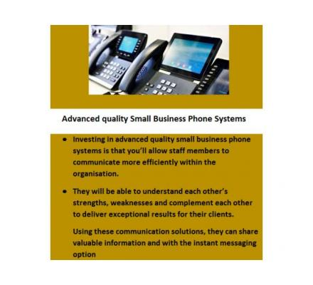 Invest in a business phone for your reliable business communication