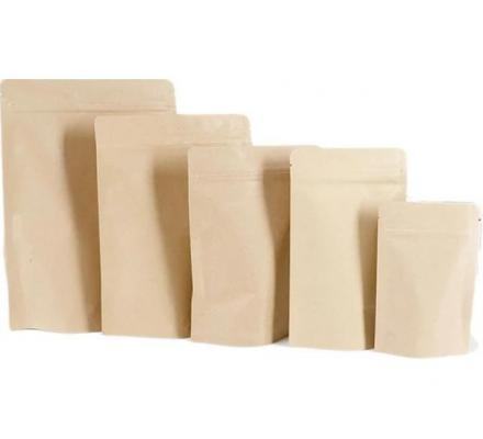 Invest In The Finest Quality Kraft Paper Pouches For Storing Food Items