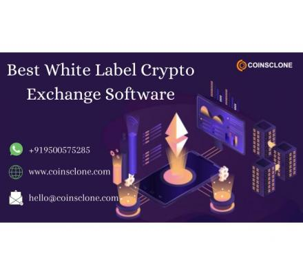 Where Can I Get The Best White Label Crypto Exchange Software?