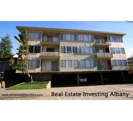 Real Estate Investing Albany