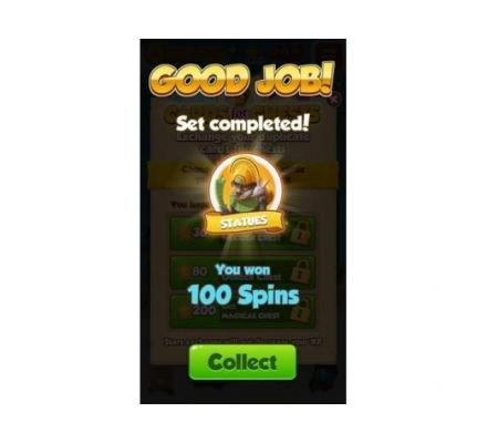 Coin Master Spin Update