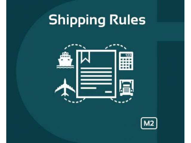 Magento 2 Shipping Rules Extension   Cynoinfotech