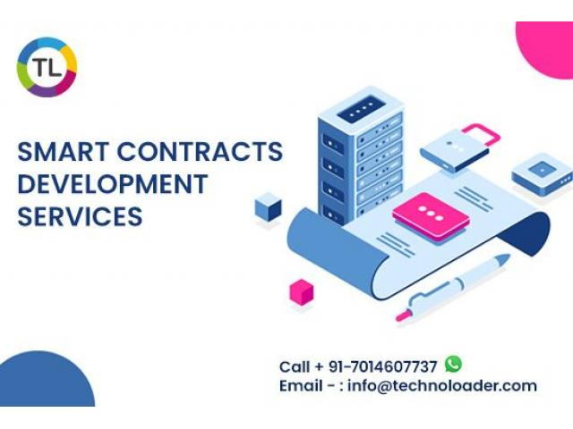 smart contracts service for your business