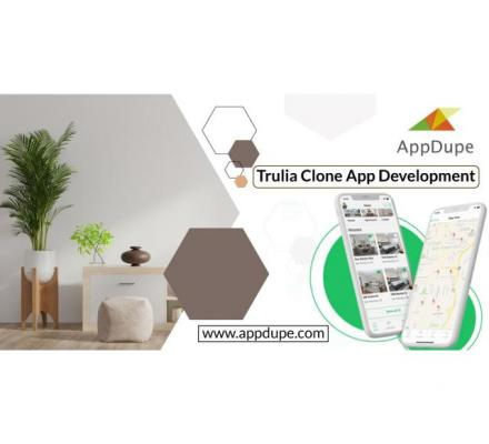 Invest in Trulia clone app to develop the best real estate app