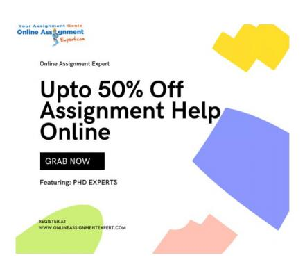 Get the best provider of Information Technology Assignment Help