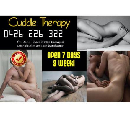 🌈🏳️‍🌈 CUDDLE Therapy for MEN ONLY 📍 CBD