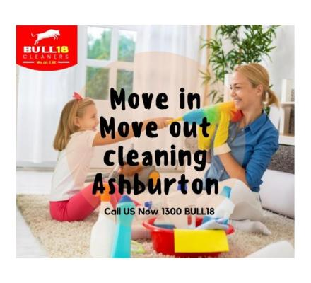 Looking for Best Move in Move out Cleaning Services in Ashburton