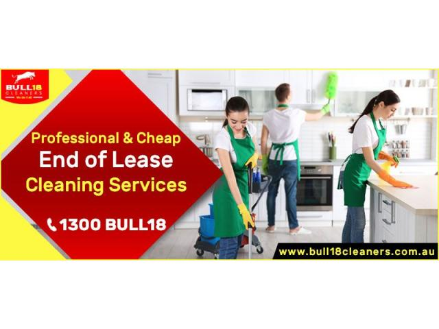 Best End Of Lease Cleaning Hillside, Melbourne