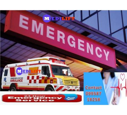 Emergency and Quick Patient Transfer Ambulance Service in Samastipur