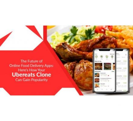 UberEats like app: Build with the latest technologies