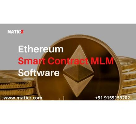 Smart Contract MLM Software Development Company
