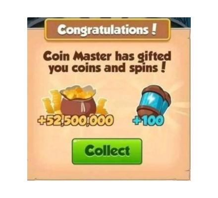 Coin Master Free Spin Link 2020