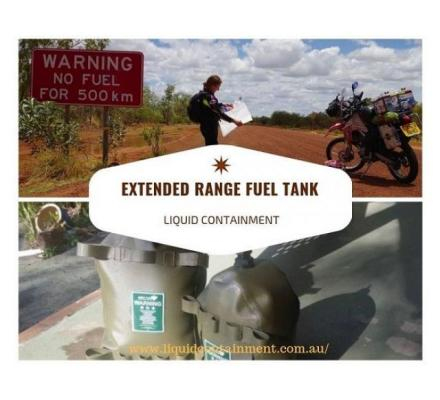 Buy Extended Range Fuel Tank By Liquid Containment