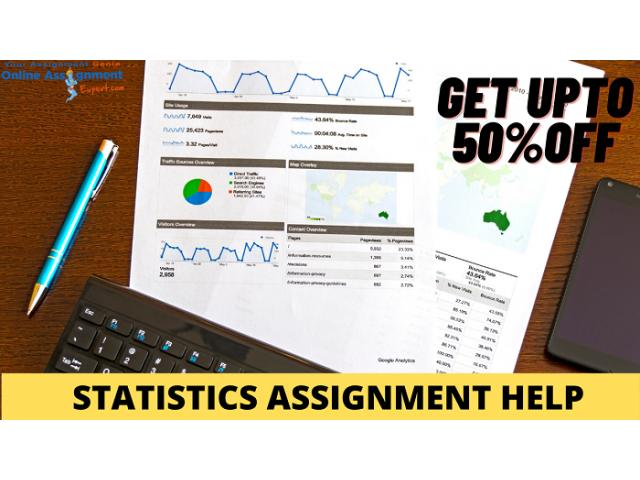 Best Service for Statistics Assignment Help in Australia
