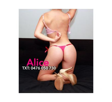 ALICE is Back - Available Today in Sydney CBD
