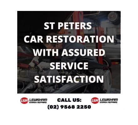 St Peters Car Restoration with Assured Service Satisfaction