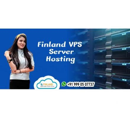 Finland VPS Server for easily scales and improve the website
