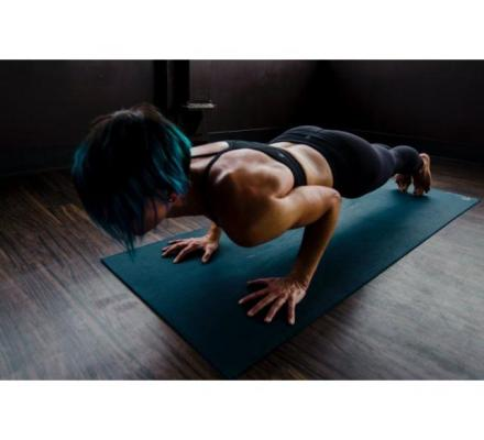 4 Fitness Exercises with Olympic Fractional Plates by RAW Fitness Equipment