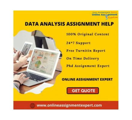 Data Analysis assignment help In Huge Demand!